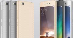 Бюджетный смартфон Xiaomi Redmi Note 3 в металлическом исполнении