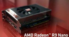 Ціну знижено! Відеоадаптер AMD Radeon R9 Nano.