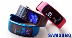 Компанія Samsung представила свої нові розумні фітнес годинники