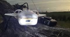 Fantom One позволит исследовать подводные глубины и не промокнуть