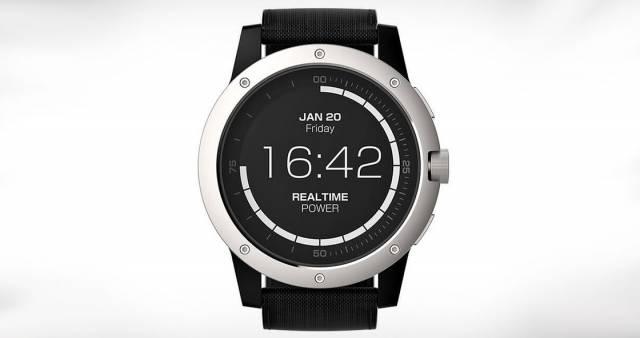 Часы Matrix PowerWatch получают энергию от тепла тела