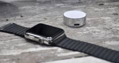 Diskus — портативная зарядка для Apple Watch