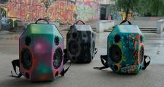 Бумбокс BeatBringer вернет музыку на улицы