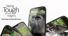 Нова версія Gorilla Glass допоможе телефону вижити після падіння з півтораметрової висоти