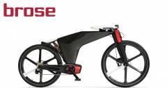 Концепт мультимоторного велосипеда Visionbike от компании Brose