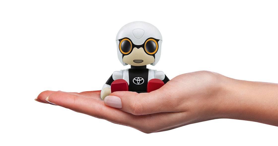 Робот Kirobo Mini от Toyota
