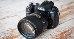 Профессиональный фотоаппарат Nikon D850 для лучших кадров