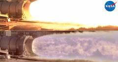 В NASA собрали камеру для съемки шлейфа ракетного двигателя
