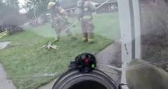 Компас Northern Star для пожарных поможет лучше ориентироваться в горящих зданиях