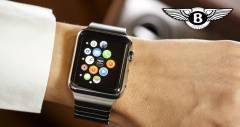 Приложение для Bentley Bentayga на Apple Watch позволит владельцам контролировать их авто