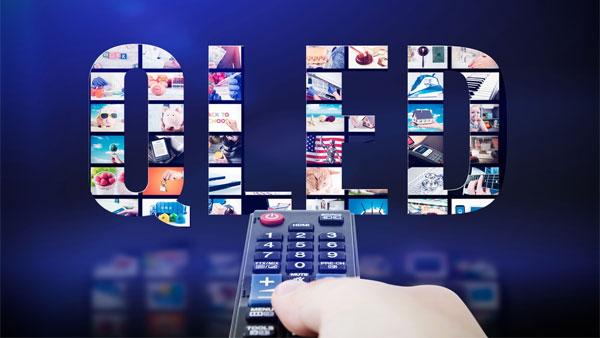 QLED телевизор обеспечивает хороший угол обзора и отличную цветопередачу