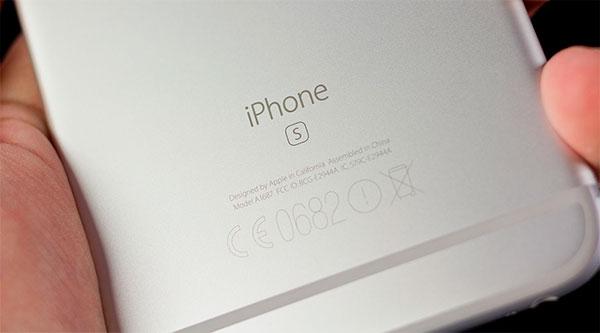 Серийный номер на Apple iPhone